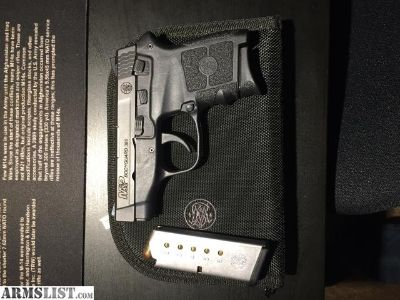 For Sale/Trade: S&W bodyguard 380