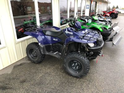 2011 Suzuki KING QUAD Sport-Utility ATVs Butte, MT