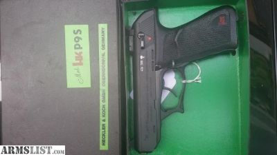 For Sale: HK 9 S .45