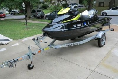 One Owner 2012 Seadoo RXT-X 260