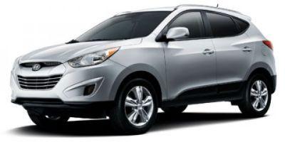 2011 Hyundai Tucson Limited (Garnet Red)