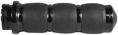 Find Avon Grips Velvet Air Cushion Grips - Black AIR-96 motorcycle in South Houston, Texas, US, for US $53.99