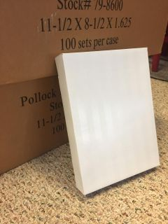 100 Gift Wrapping Boxes