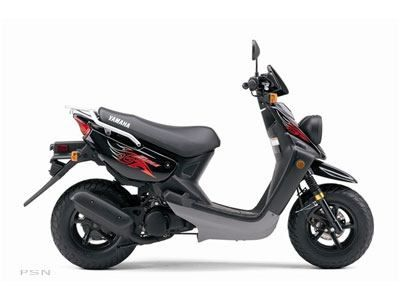 2008 Yamaha Zuma Small Scooter Escanaba, MI