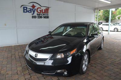 2012 Acura TL 3.5 (Black)