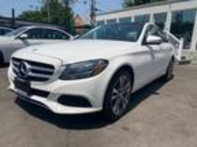 2016 MERCEDES-BENZ C-Class with 28782 miles!