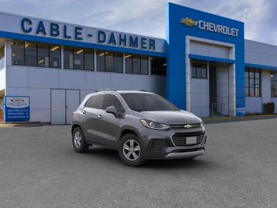 2019 Chevrolet Trax LT (Steel Metallic)