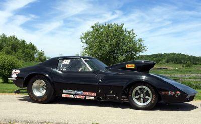 1973 Corvette CDN $