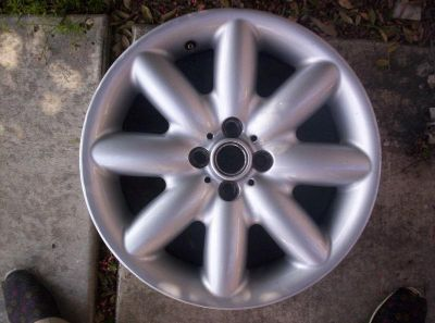 "Buy MINI COOPER S CLUBMAN 17""FACTORY OEM wheel/rim 2002-04-06-07-09-10-11-12 59364 motorcycle in Harbor City, California, US, for US $49.99"