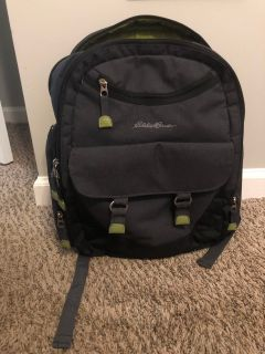Eddie Bauer diaper bag