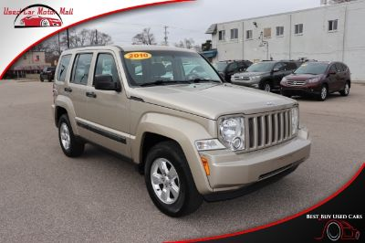 2010 Jeep Liberty Sport (Light Sandstone Metallic)