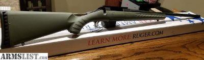 For Sale/Trade: Ruger American Predator 6mm Creedmoor