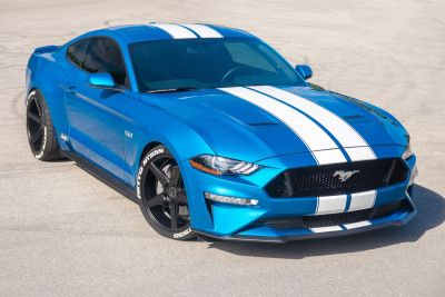 2019 Ford Mustang GT - Whipple Supercharged (Velocity Blue)