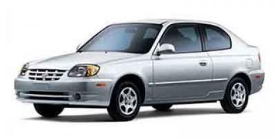 2004 Hyundai Accent GL (TEAL)