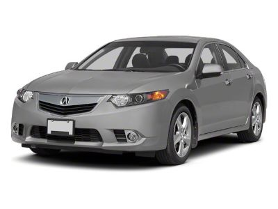 2011 Acura TSX Base w/Tech (White)