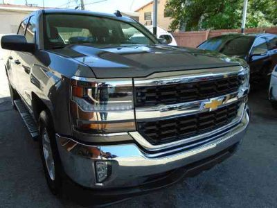 Used 2017 Chevrolet Silverado 1500 Crew Cab for sale