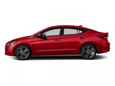 2017 Hyundai Elantra Limited (Scarlet Red)