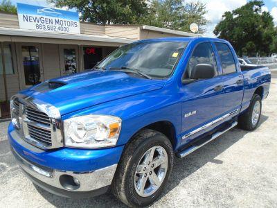 2008 Dodge RSX ST (Blue)