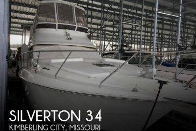 1994 Silverton 34 MY