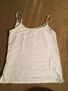 The Limited white tank top size S