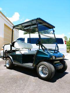 Club Car 4 Passenger Golf Cart