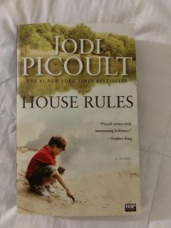 Jodi Picoult Book House Rules