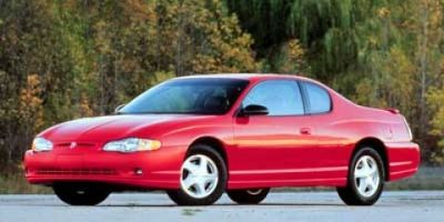 2000 Chevrolet Monte Carlo SS (White)