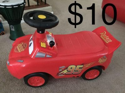 Cars ride on toy