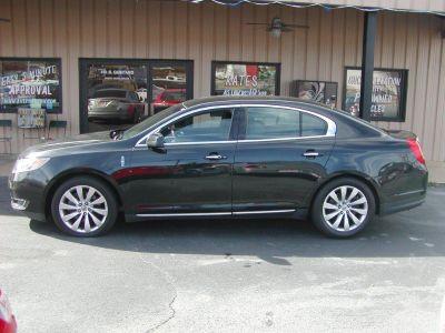 2015 Lincoln MKS (Black)