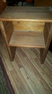 Wooden cabinet 25x18