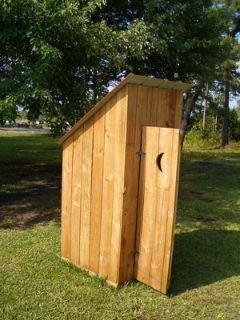 Outhouse Shed