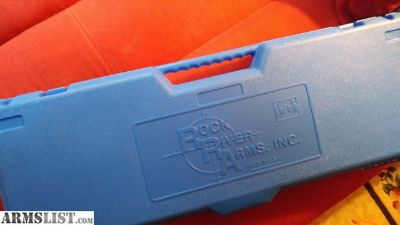 For Sale/Trade: Rock river factory blue case