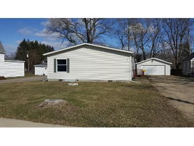 3 Bed 2 Bath Foreclosure Property in Bridgman, MI 49106 - Church St