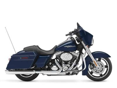 2012 Harley-Davidson Street Glide Touring Motorcycles Mentor, OH