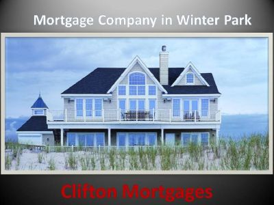 Hire Trustworthy Mortgage Company in Winter Park - Clifton Mortgage