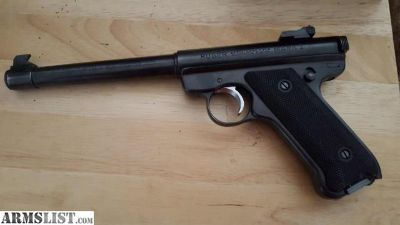 For Sale: Ruger Mark 1