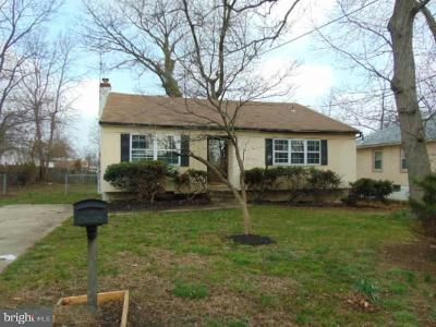 3 Bed 1.5 Bath Foreclosure Property in Pennsauken, NJ 08110 - Haines Rd