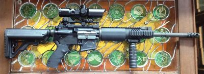 Rock River Arms AR-15 Chambered in 223