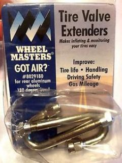 Sell Wheel Masters 8029180 180 Degree Valve Extender - Pack of 2 motorcycle in Lombard, Illinois, United States, for US $13.10