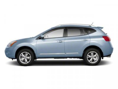 2011 Nissan Rogue S (Frosted Steel)