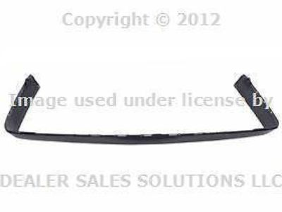 Find New Genuine Mercedes w210 Valance Panel Below Rear Bumper spoiler lip trim motorcycle in Lake Mary, Florida, US, for US $192.79