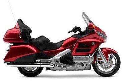 2017 Honda Gold Wing Audio Comfort Navi XM Touring Motorcycles Ontario, CA