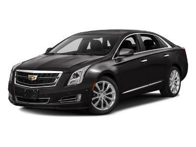 2017 Cadillac XTS Luxury Collection (Black Raven)