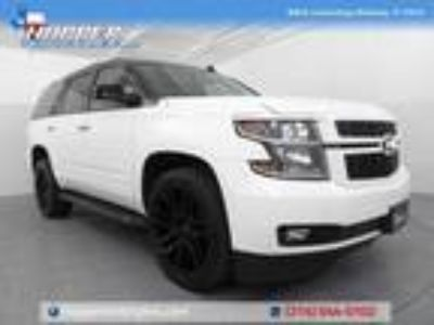 used 2018 Chevrolet Tahoe for sale.