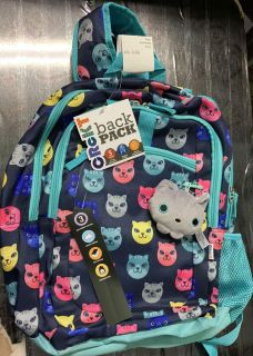 Kitty Backpack New