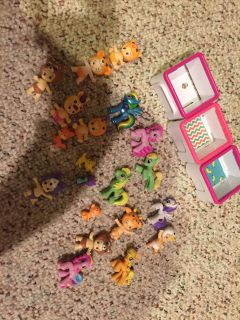 Twinzies and My Little Ponies