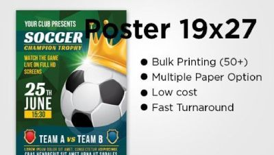 Affordable Poster Printing Services in California from PrintPapa