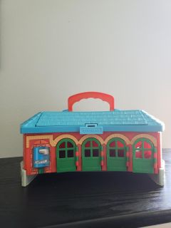 Thomas the Train Carry Case