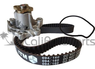 Sell Honda Accord Prelude 1.8 ES1 ES2 ES3 ET1 ET2 A18A SOHC Water Pump & Timing Belt motorcycle in Orange, California, US, for US $69.50