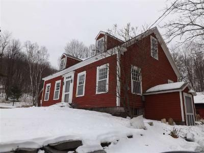 Foreclosure - Red Top Rd, Pawlet VT 05761